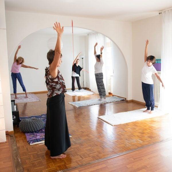Yoga somatico brescia